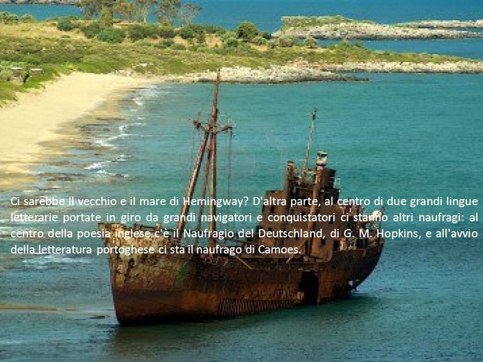 Ci sarebbe Il vecchio e il mare di Hemingway