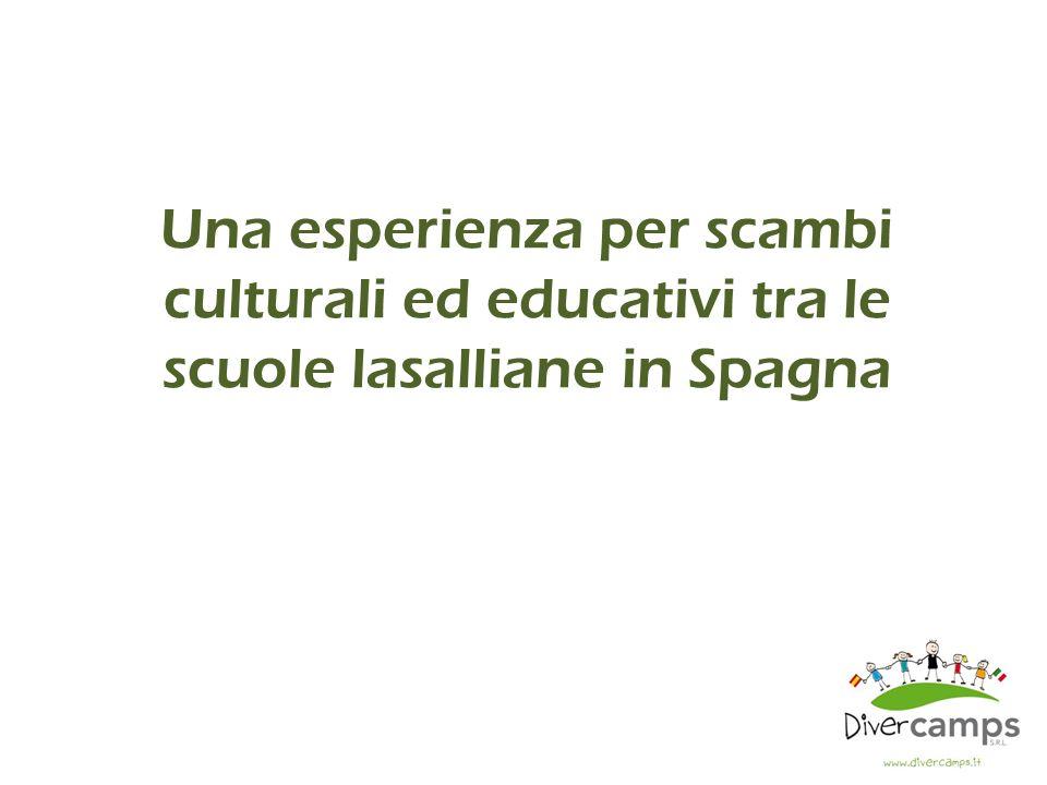 Una esperienza per scambi culturali ed educativi tra le scuole lasalliane in Spagna