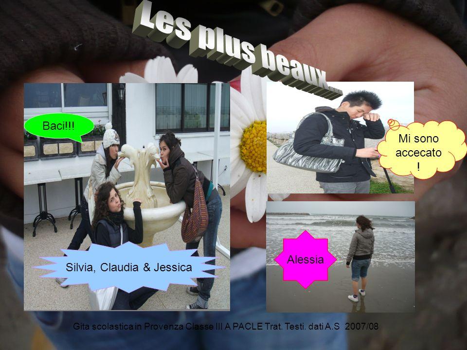Silvia, Claudia & Jessica