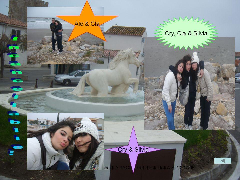 Incancellabile… Ale & Cla Cry, Cla & Silvia Cry & Silvia