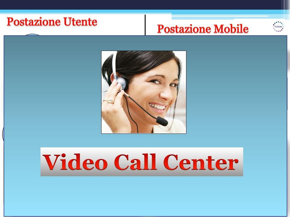 Video Call Center Postazione Utente Postazione Mobile
