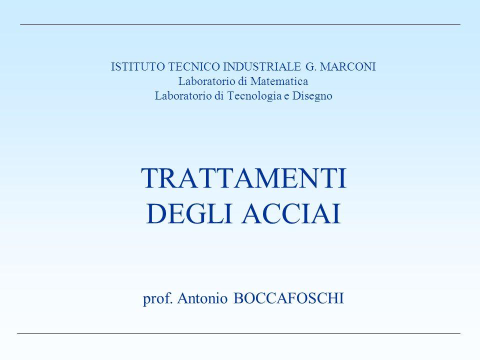 ISTITUTO TECNICO INDUSTRIALE G