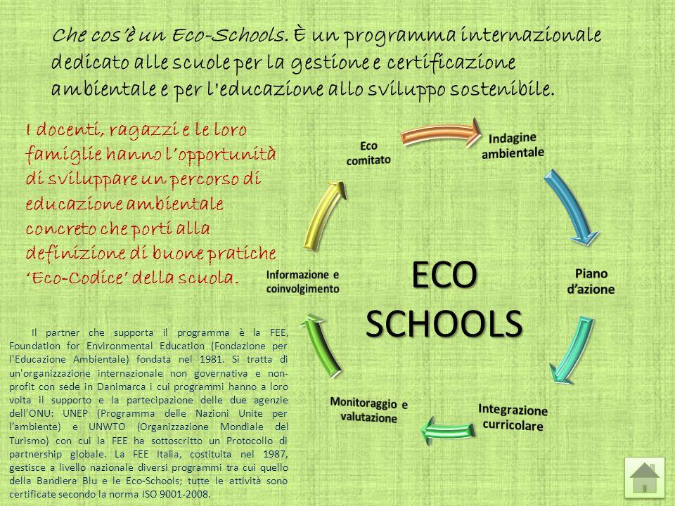 Che cos'è un Eco-Schools