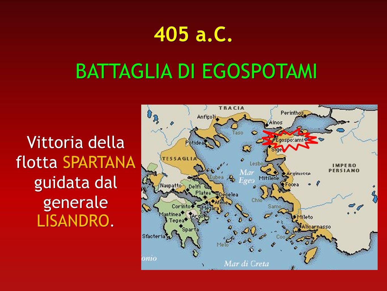 BATTAGLIA DI EGOSPOTAMI