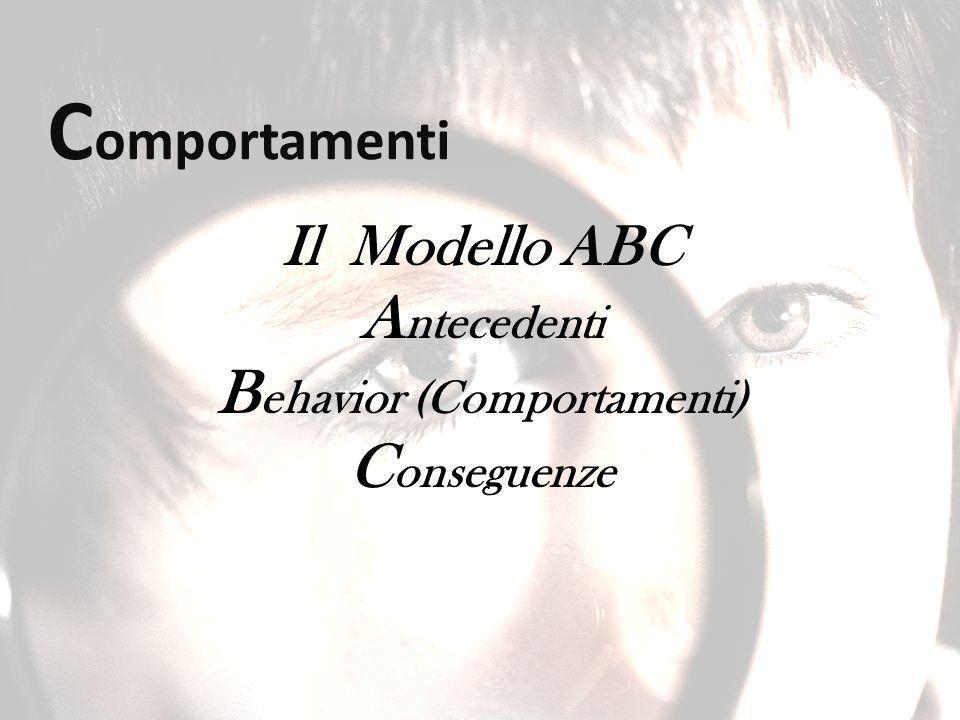 Behavior (Comportamenti)