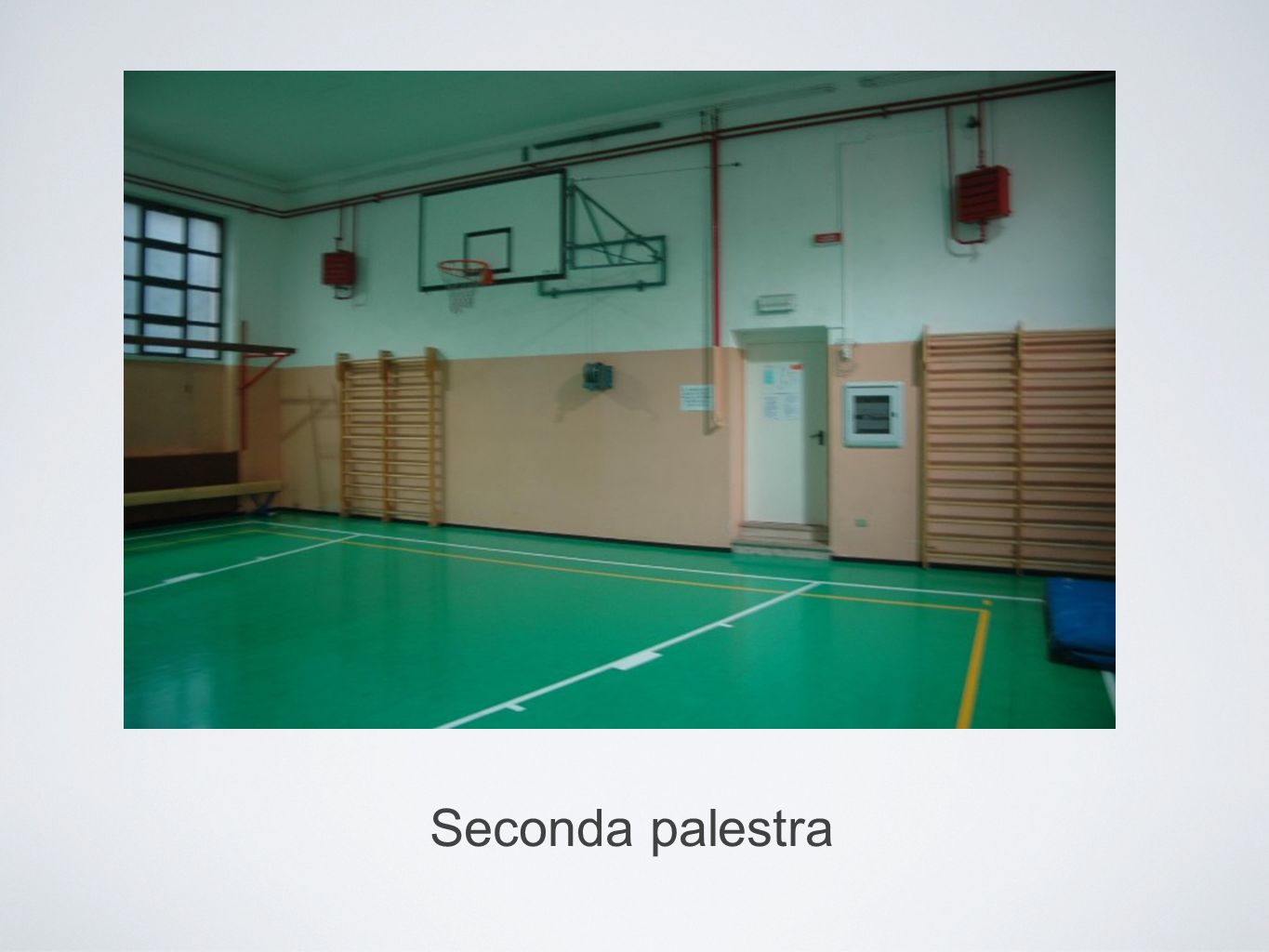 Seconda palestra