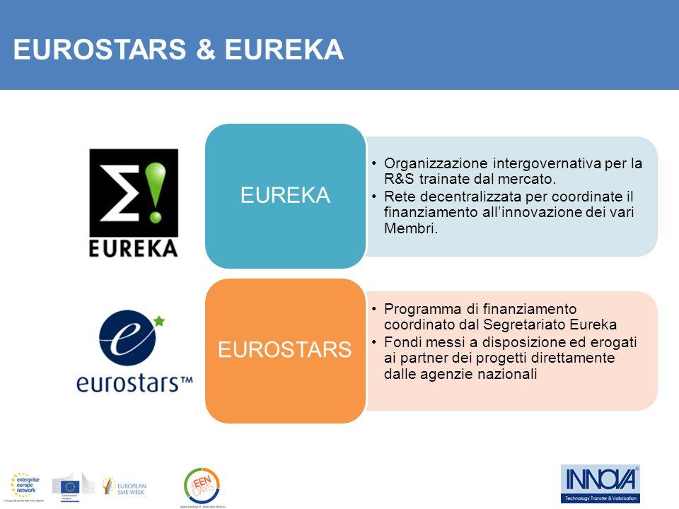 EUROSTARS & EUREKA EUREKA