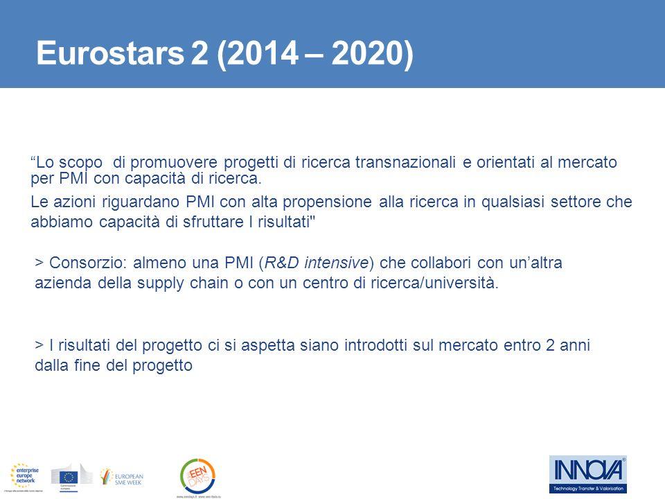 Eurostars 2 (2014 – 2020)