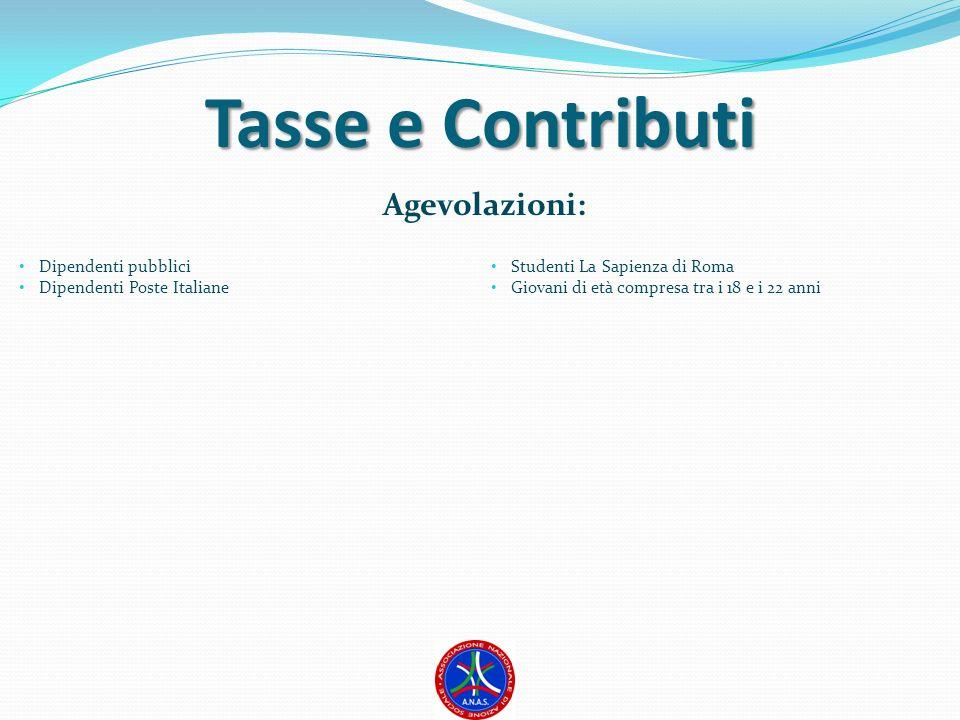 Tasse e Contributi Agevolazioni: Dipendenti pubblici