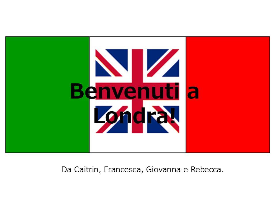 Da Caitrin, Francesca, Giovanna e Rebecca.