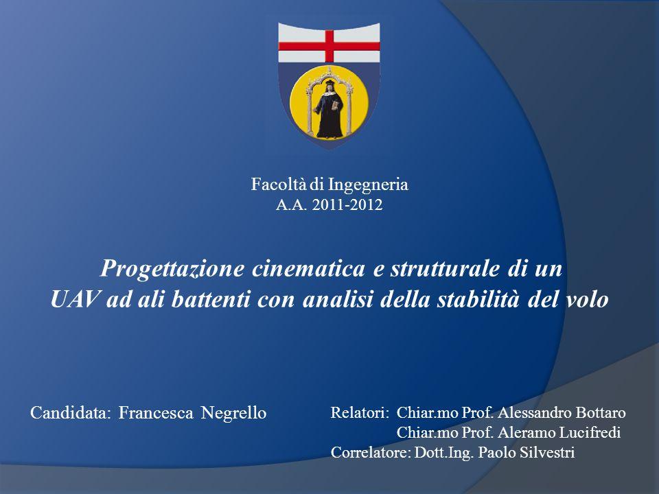 Candidata: Francesca Negrello