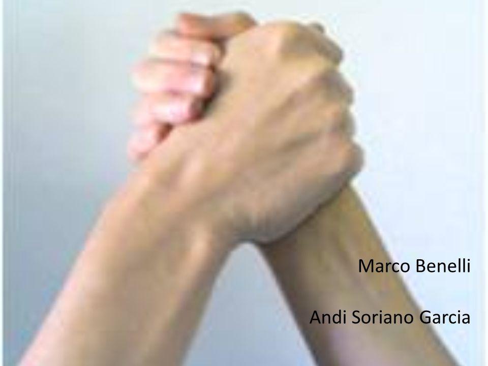 Marco Benelli Andi Soriano Garcia