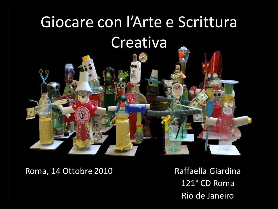 Giocare con l'Arte e Scrittura Creativa