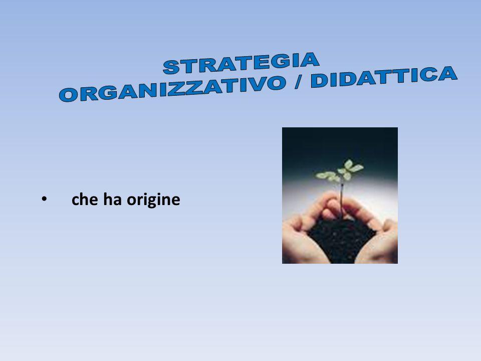 ORGANIZZATIVO / DIDATTICA