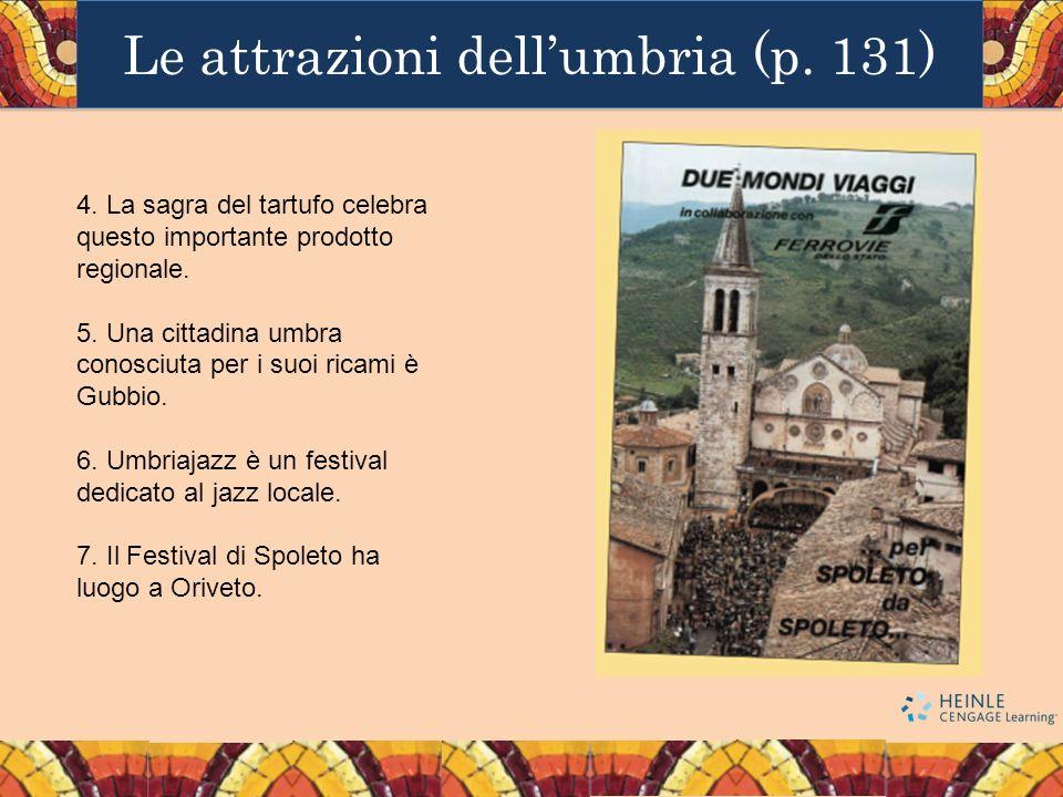 Le attrazioni dell'umbria (p. 131)