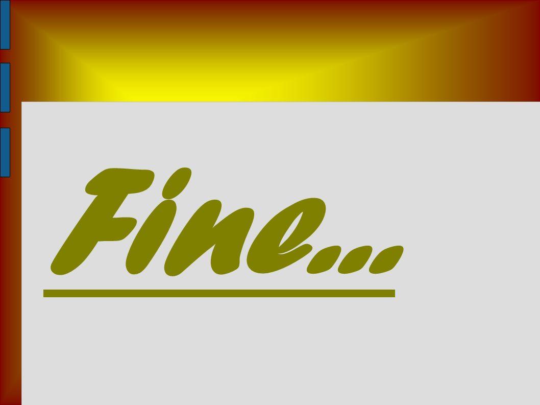 Fine...