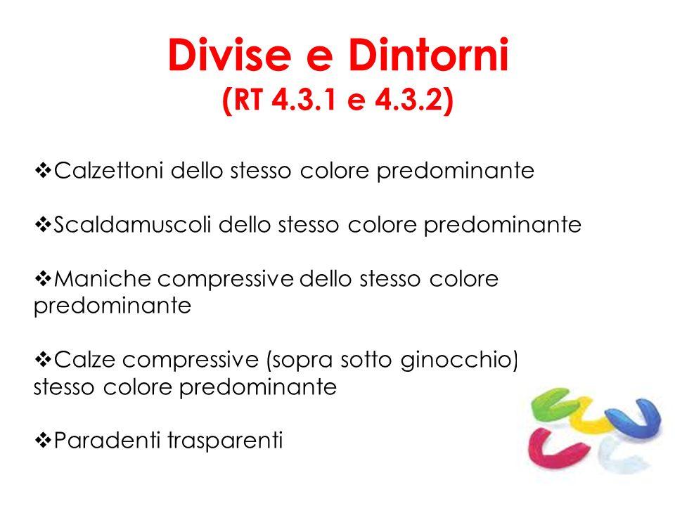 Divise e Dintorni (RT 4.3.1 e 4.3.2)