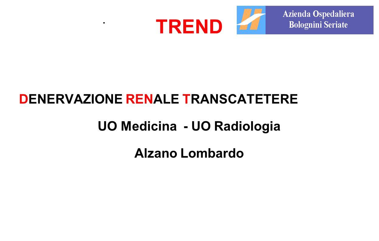 UO Medicina - UO Radiologia