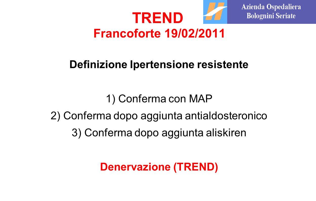 Definizione Ipertensione resistente