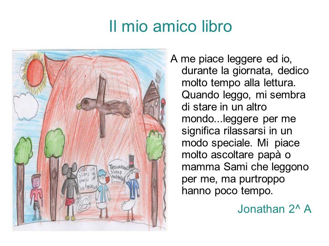 Il mio amico libro Jonathan 2^ A