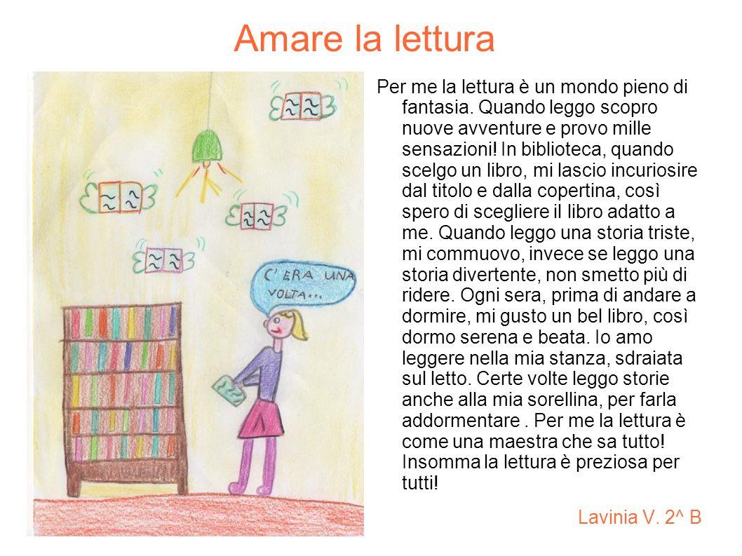 Amare la lettura