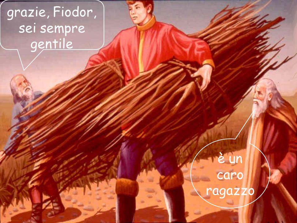 grazie, Fiodor, sei sempre gentile