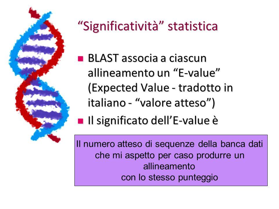 Significatività statistica