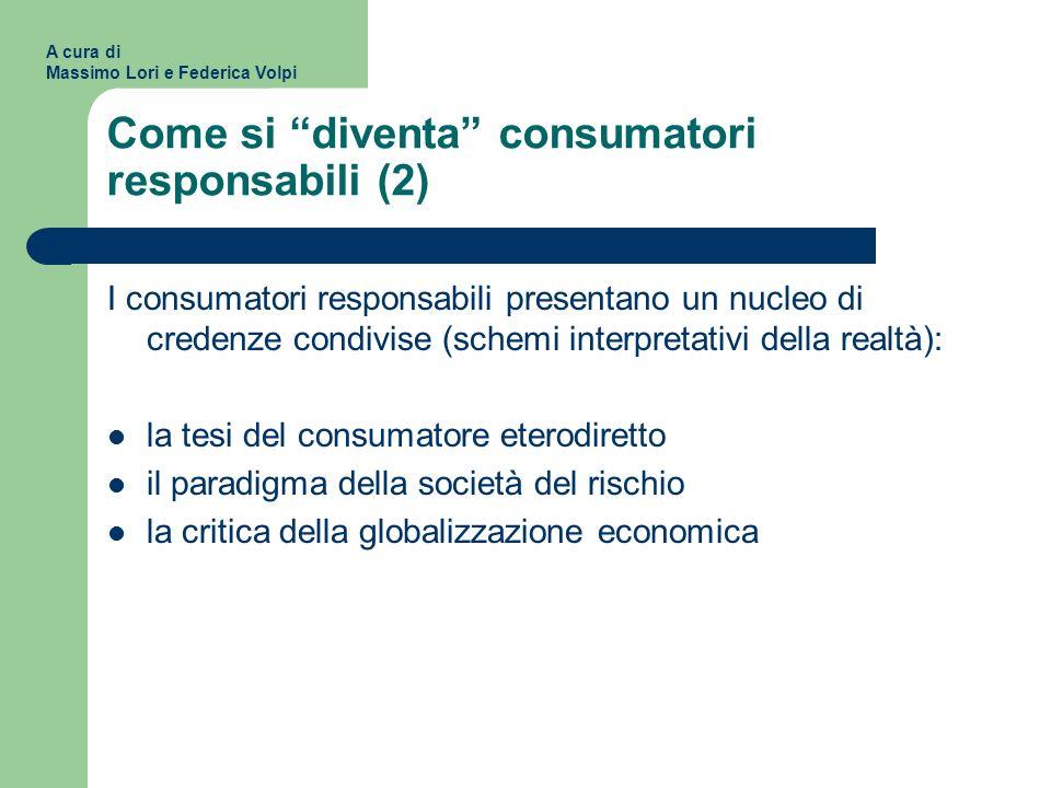 Come si diventa consumatori responsabili (2)