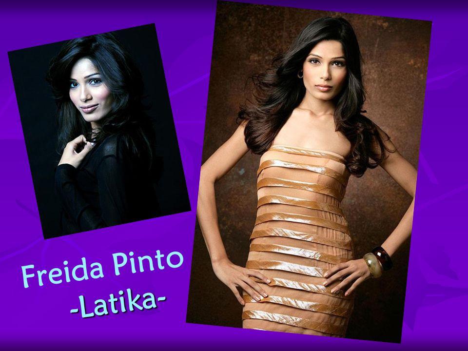 Freida Pinto -Latika-