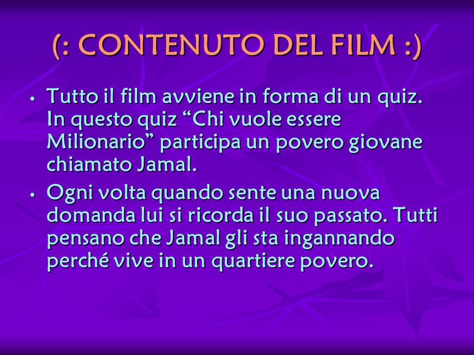 (: CONTENUTO DEL FILM :)