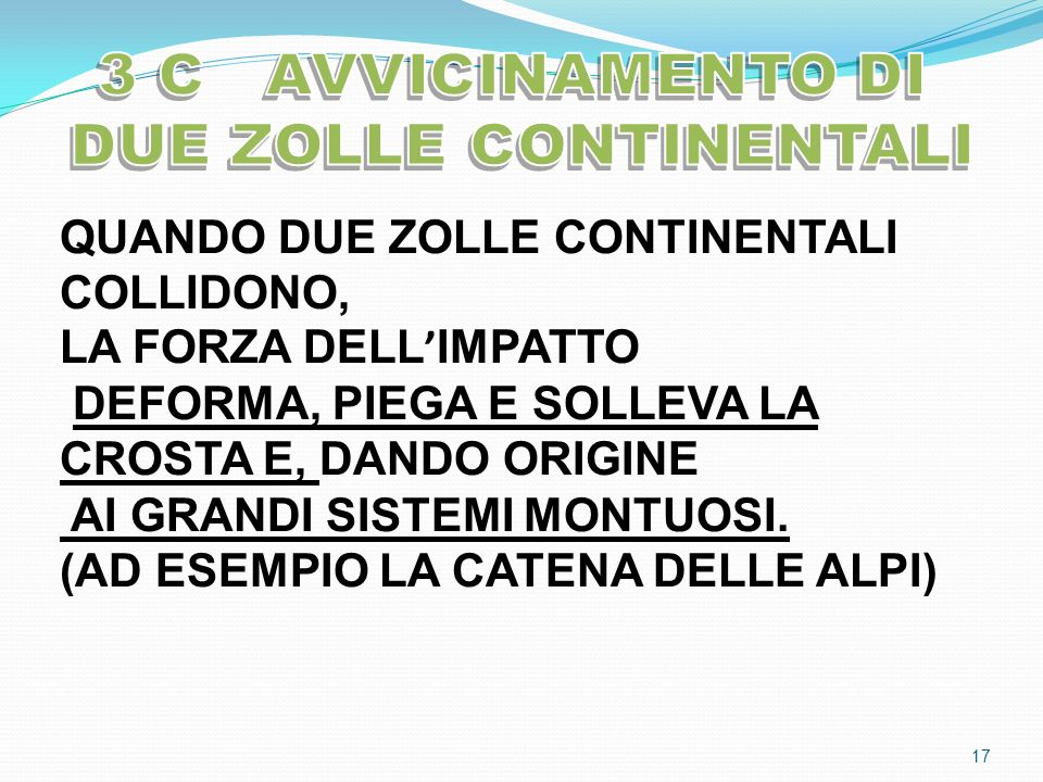 DUE ZOLLE CONTINENTALI