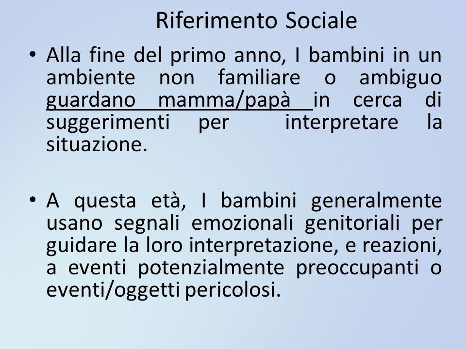 Riferimento Sociale