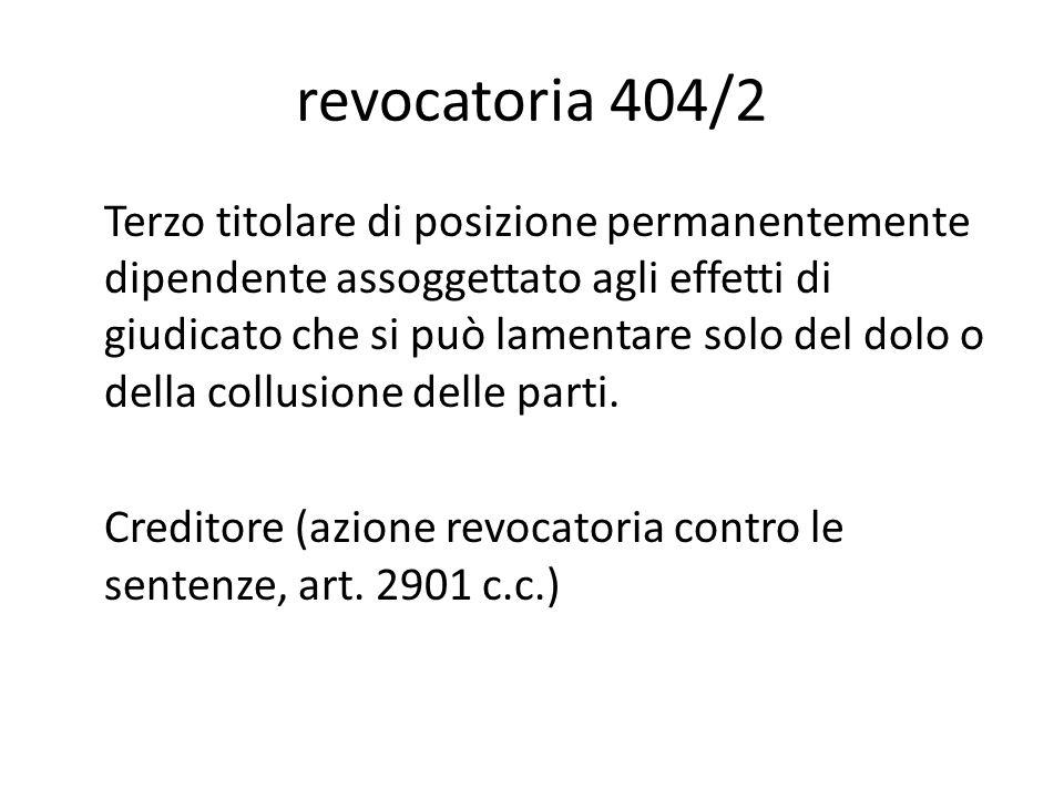 revocatoria 404/2