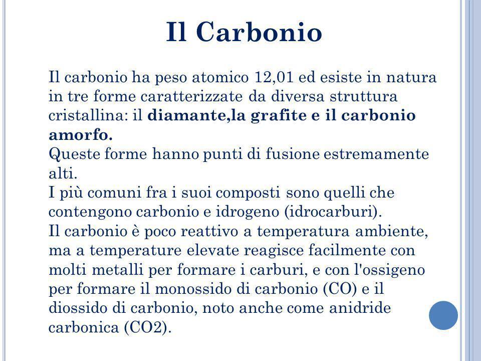 Il Carbonio
