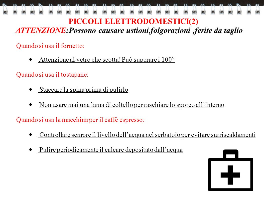 PICCOLI ELETTRODOMESTICI(2)