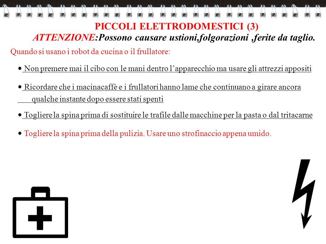 PICCOLI ELETTRODOMESTICI (3)
