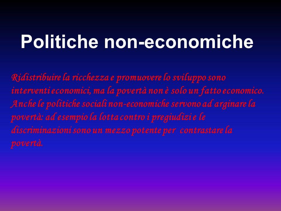 Politiche non-economiche