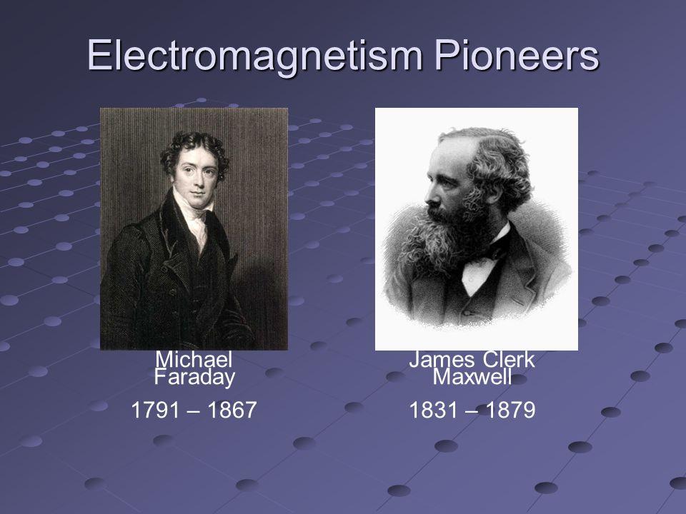 Electromagnetism Pioneers