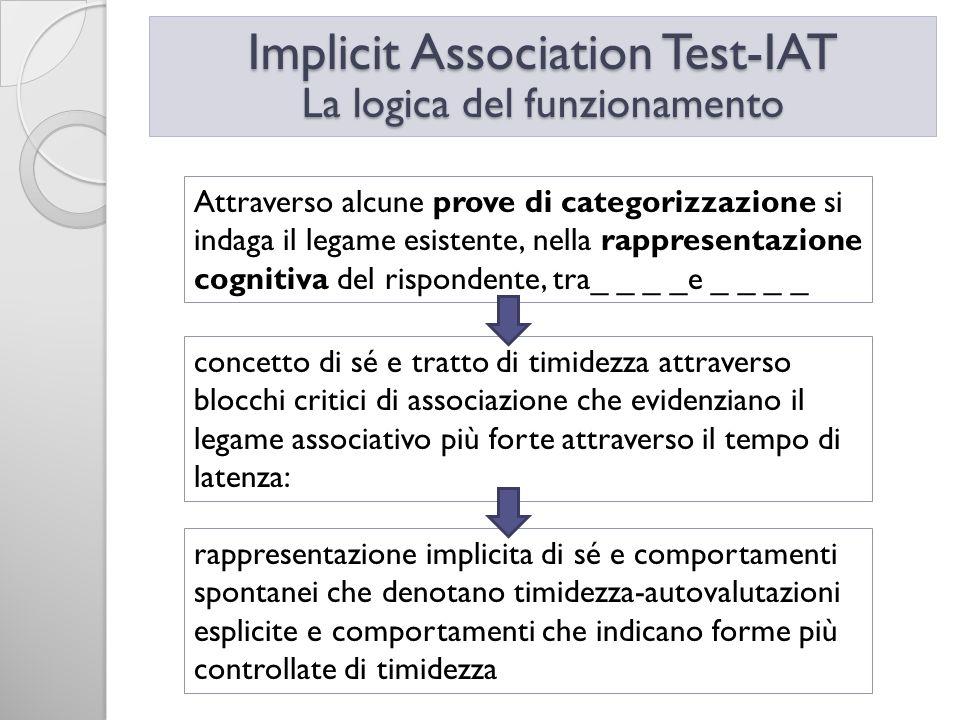 Implicit Association Test-IAT