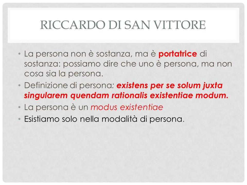 Riccardo di San Vittore