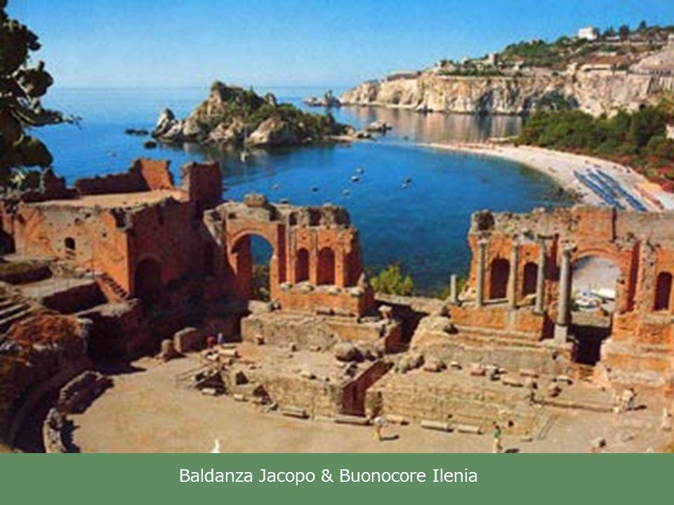 Baldanza Jacopo & Buonocore Ilenia
