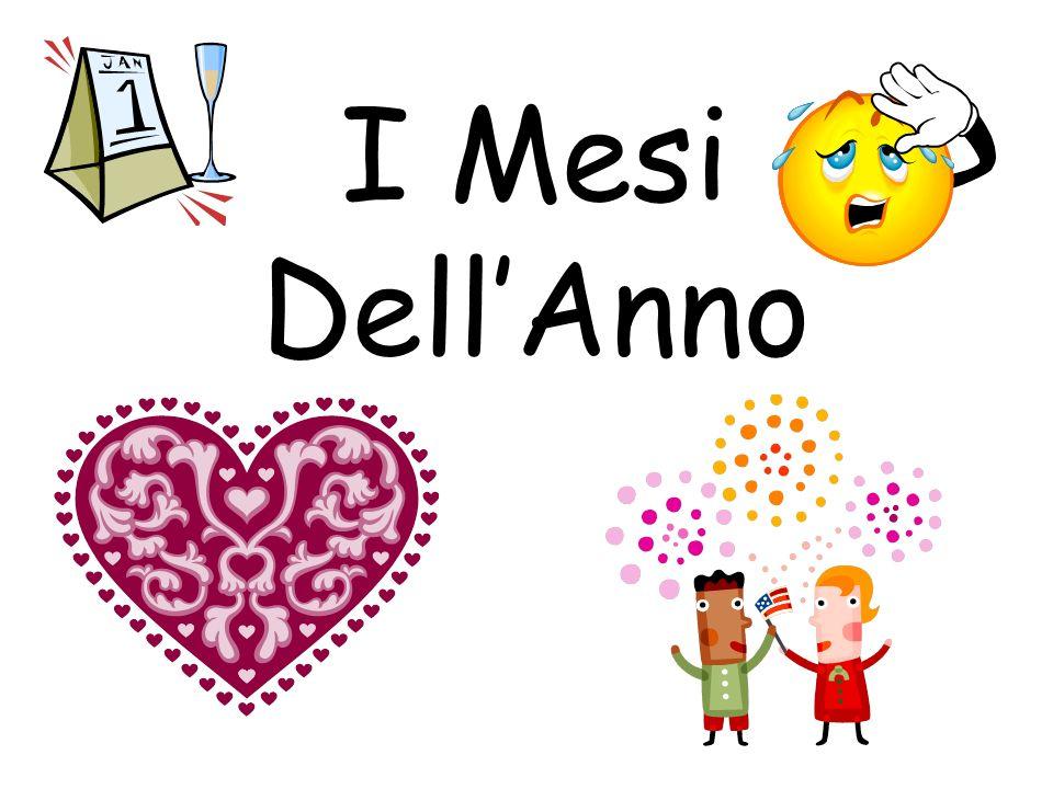 I Mesi Dell'Anno