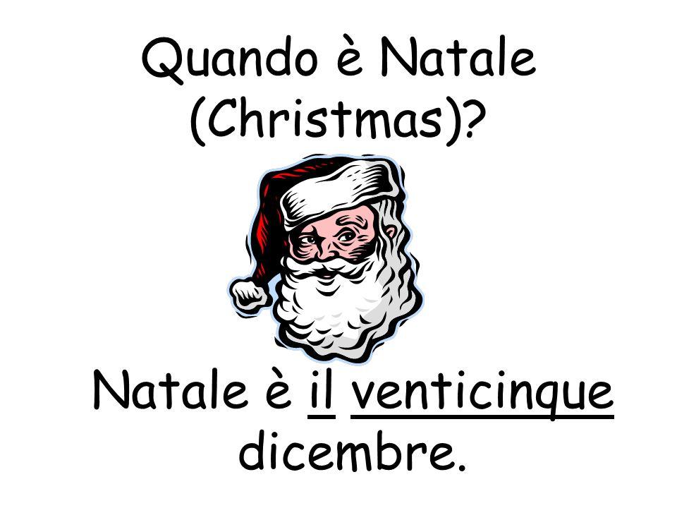 Quando è Natale (Christmas)