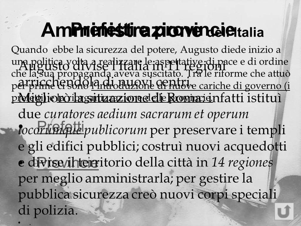 Amministrazione dell'Italia