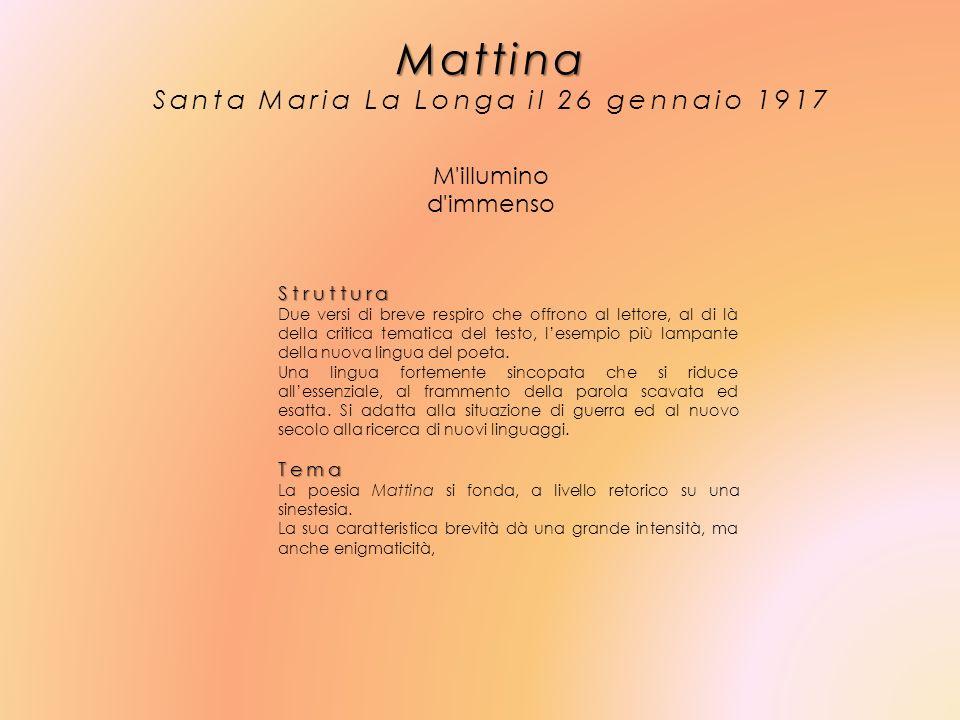 Santa Maria La Longa il 26 gennaio 1917