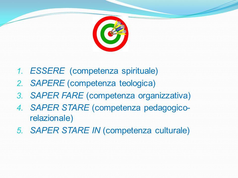 ESSERE (competenza spirituale)