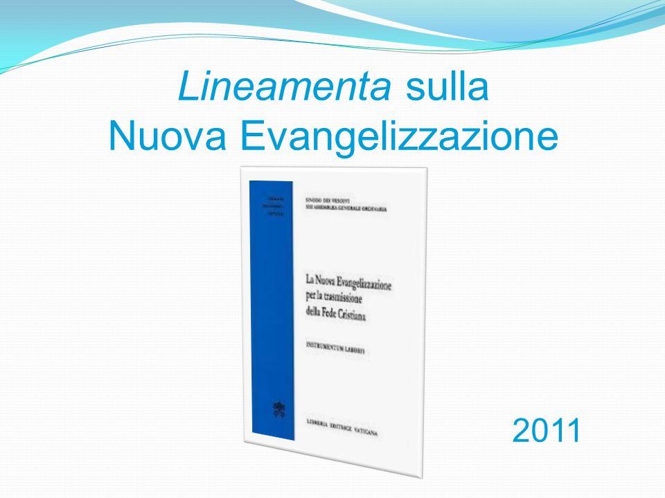 Lineamenta sulla Nuova Evangelizzazione