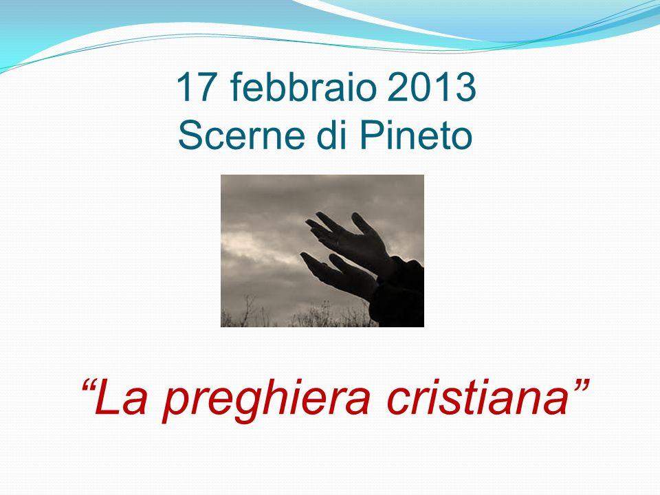 17 febbraio 2013 Scerne di Pineto