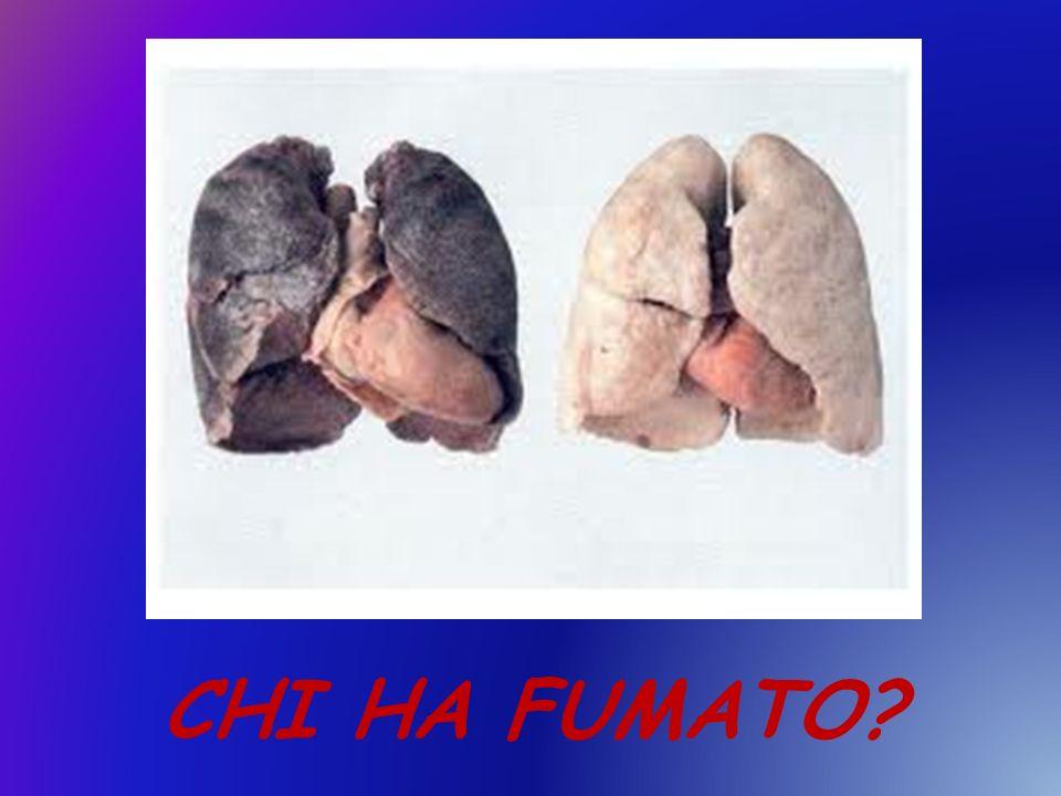 CHI HA FUMATO