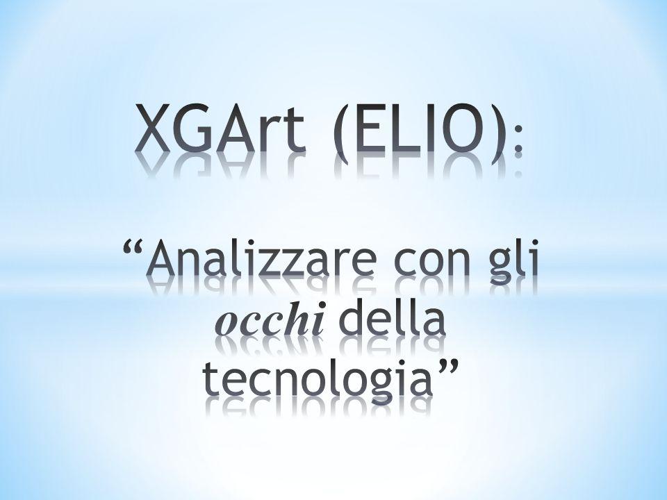 XGArt (ELIO): Analizzare con gli occhi della tecnologia